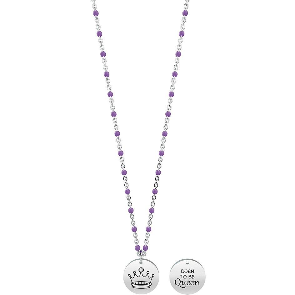 Collana donna gioielli kidult symbols 751094