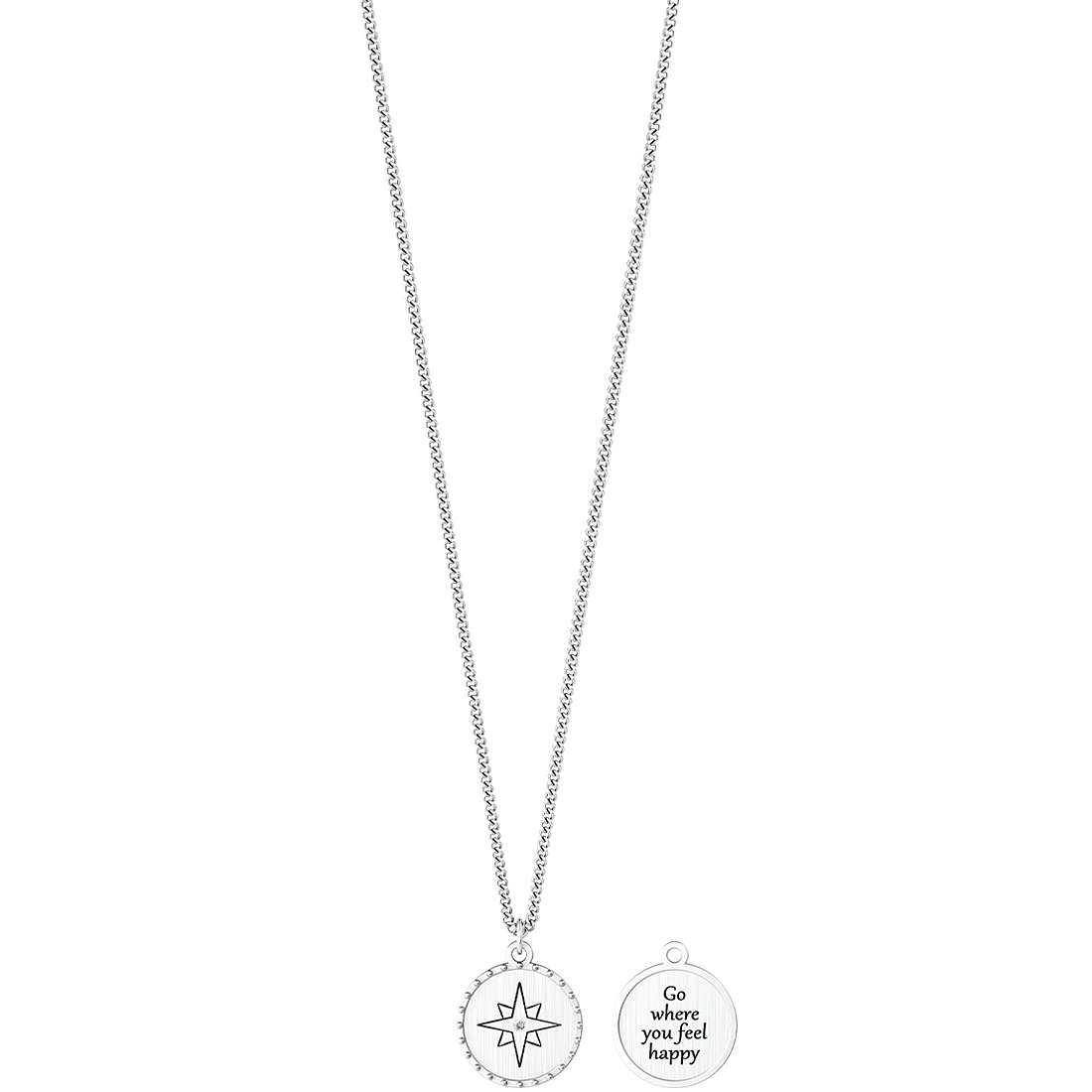 Collana donna gioielli kidult symbols 751219