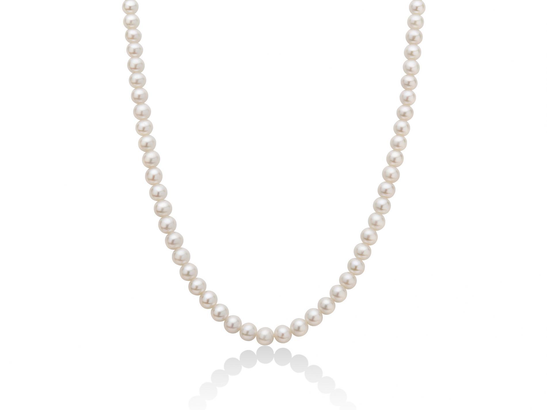 Collana perle oro miluna PCL4195v