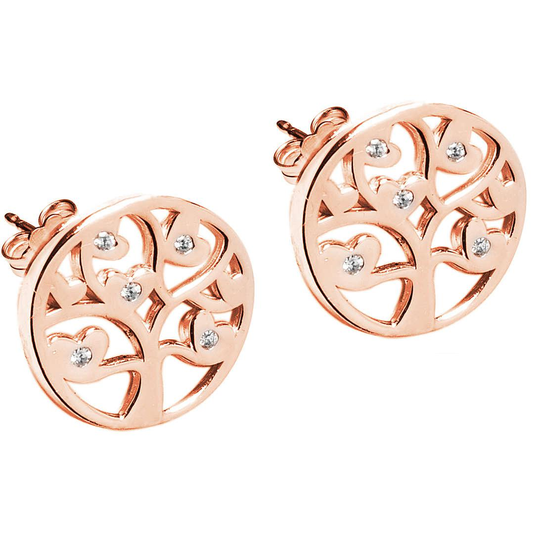 Ear rings woman jewellery jackco jce0605