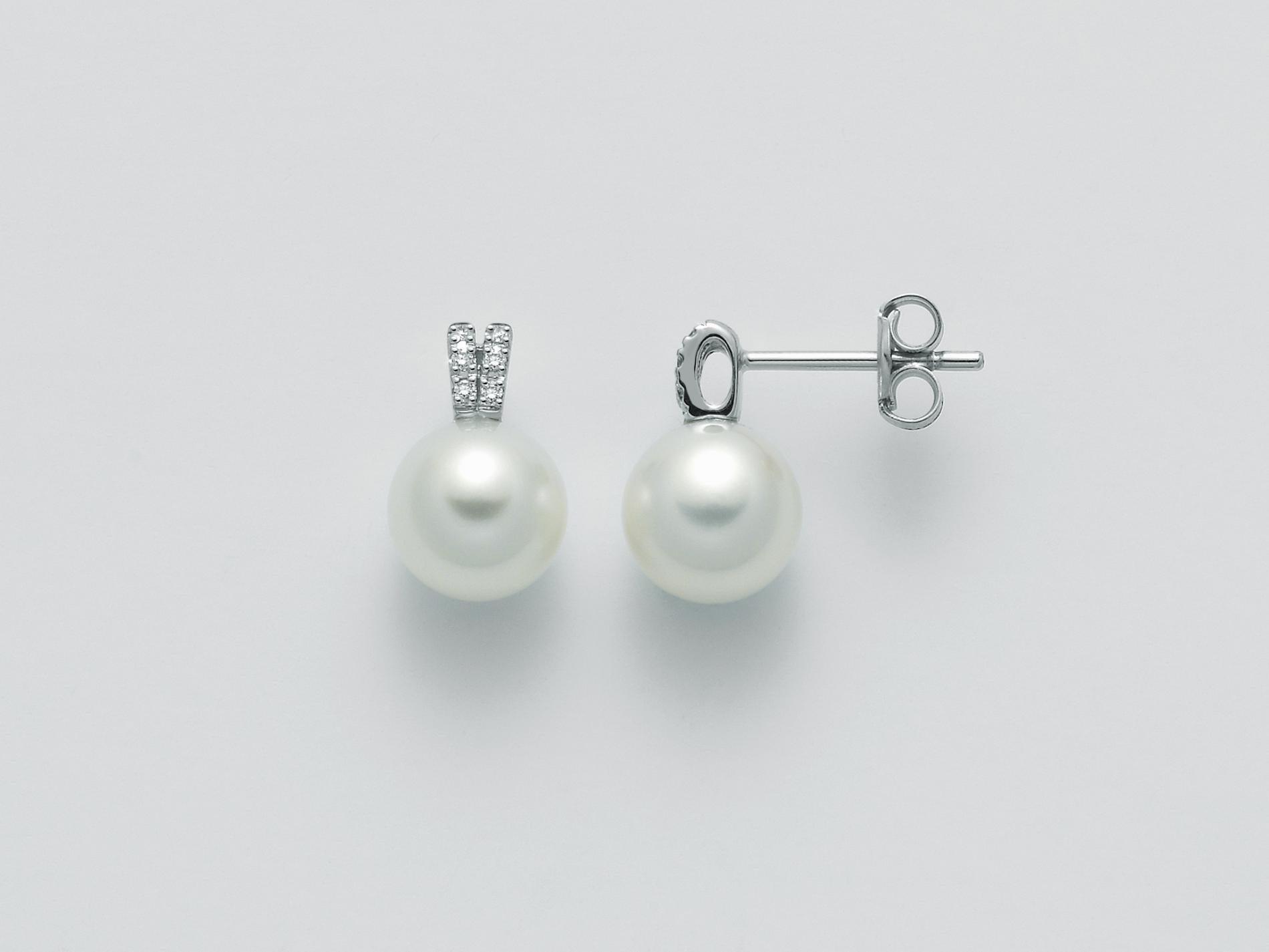 Orecchini perle Miluna PER2312