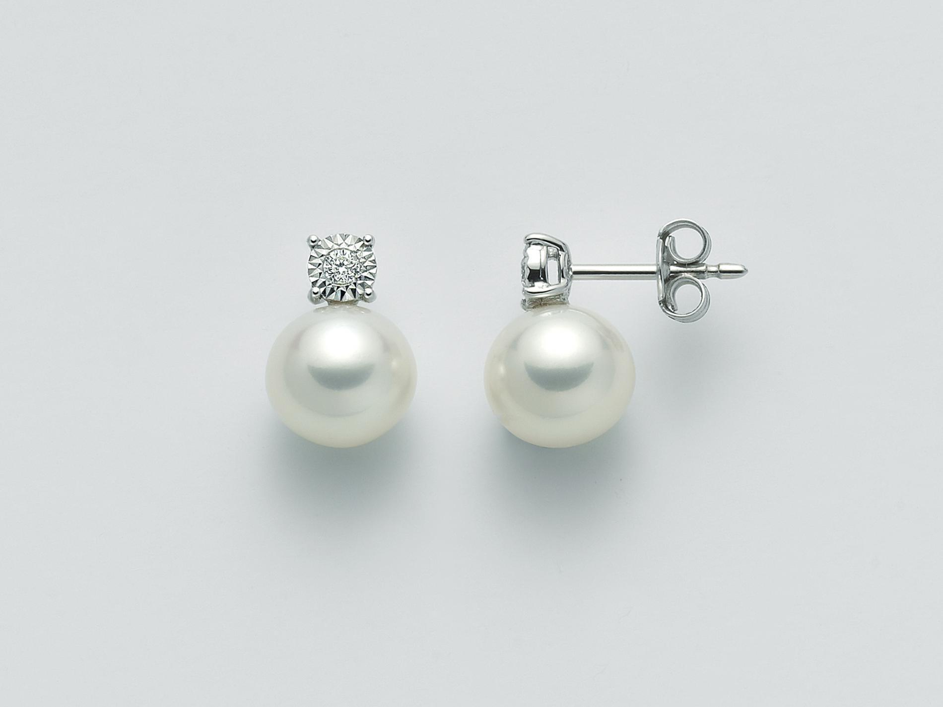 Orecchini perle Miluna PER2356