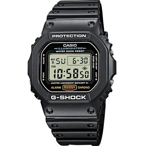 Orologio casio DW 5600 E 1 VER