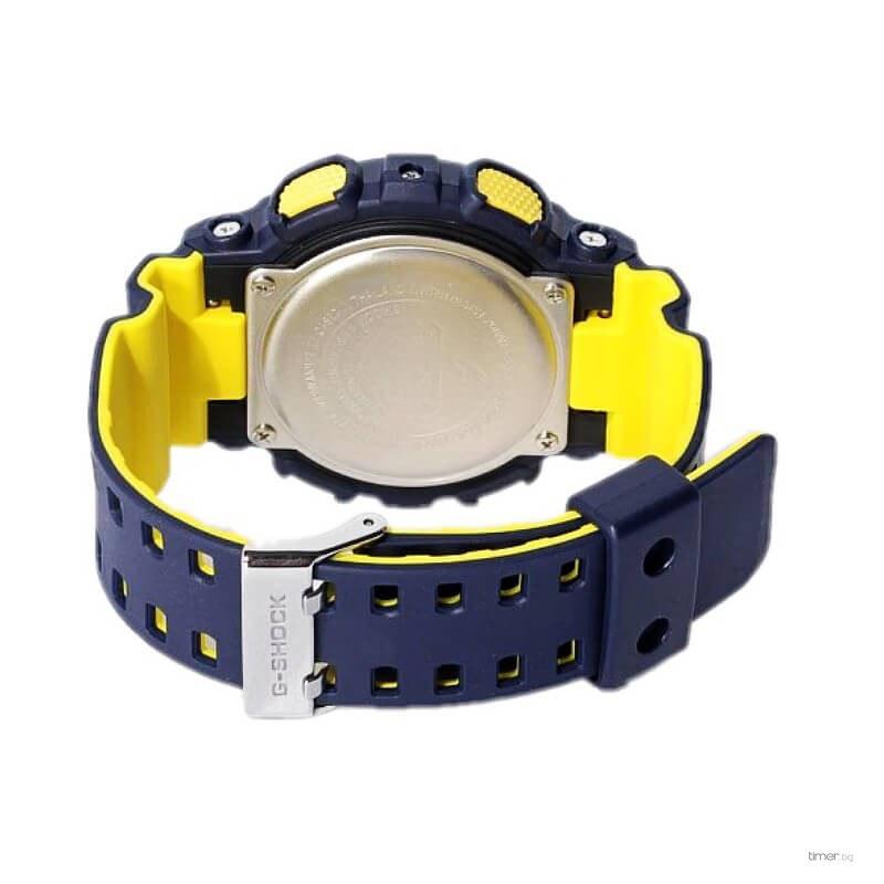 Orologio casio GA 110 LN 2 AER retro