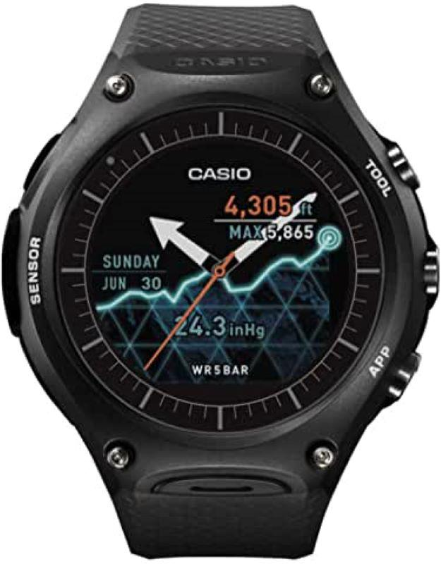 Orologio casio WSD F10 BKAAE