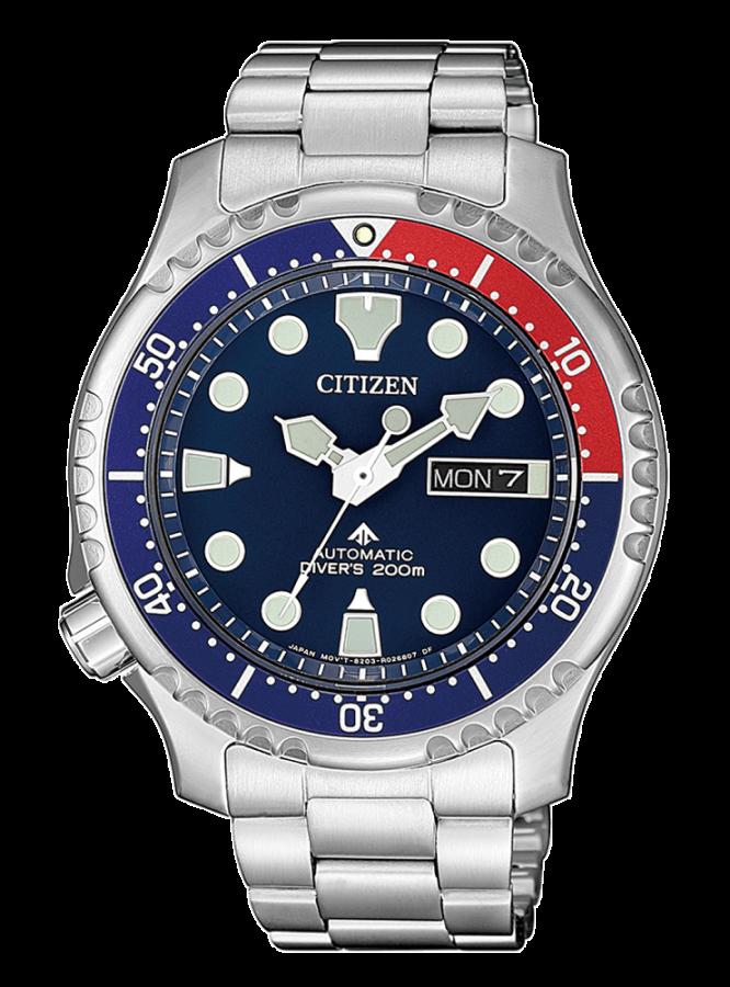 Orologio citizen ny0086 83l