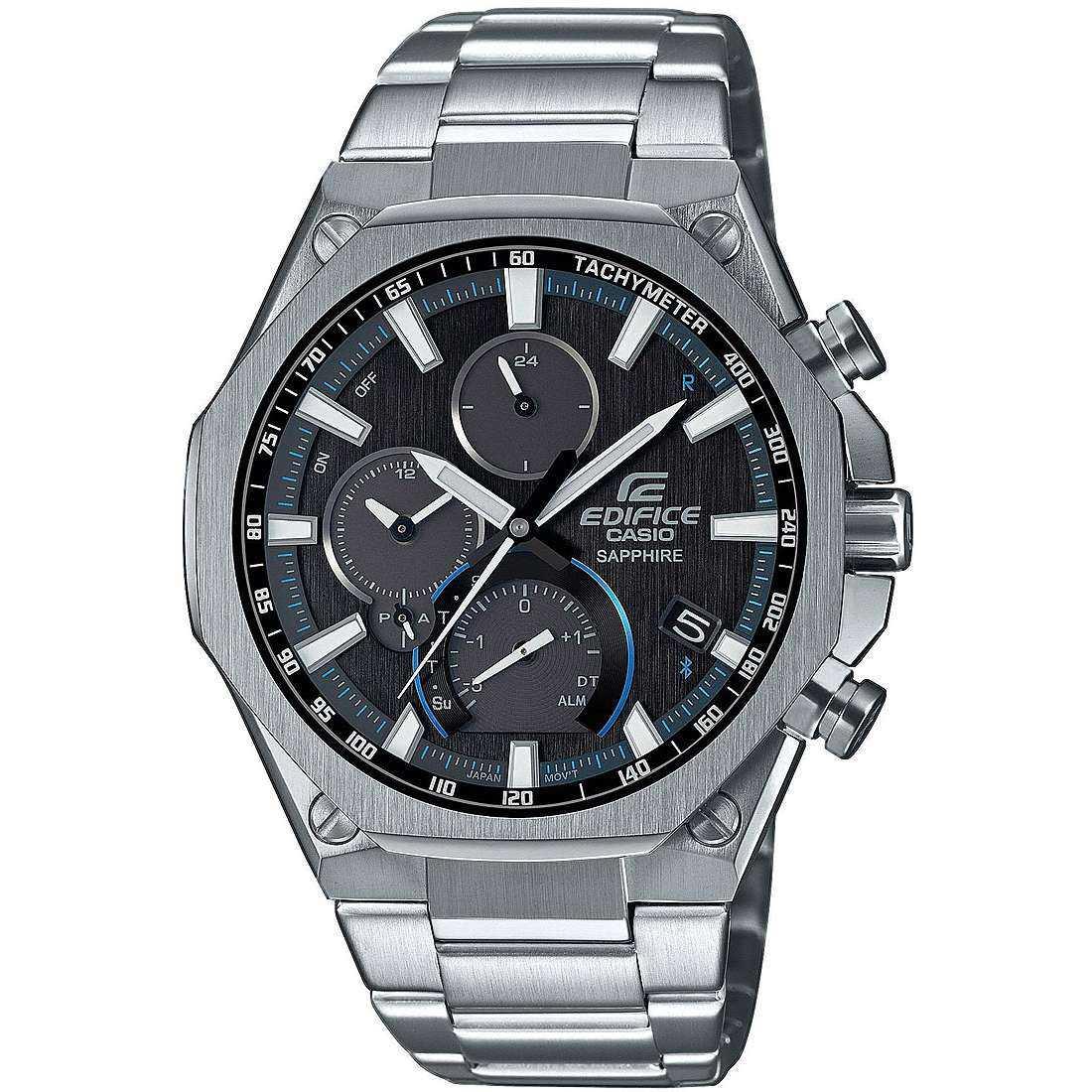 Orologio cronografo uomo casio edifice eqb 1100d 1aer