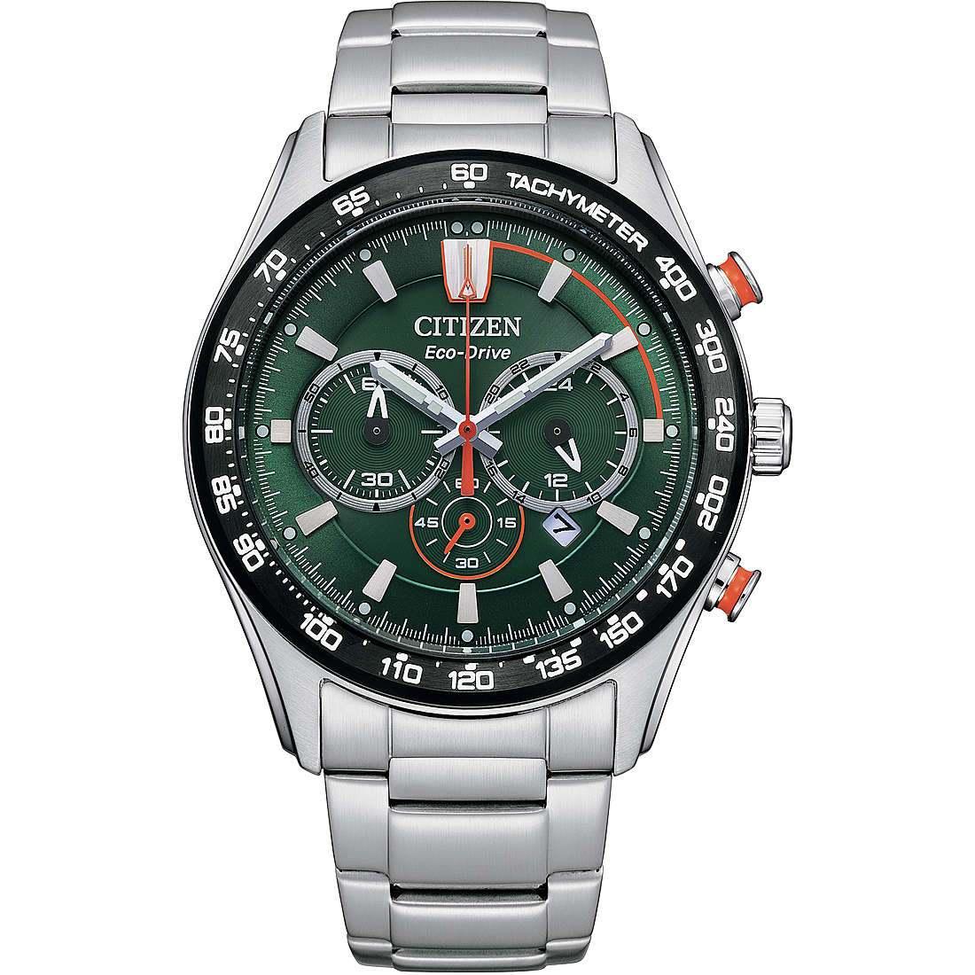 Orologio cronografo uomo citizen aviator ca4486 82x