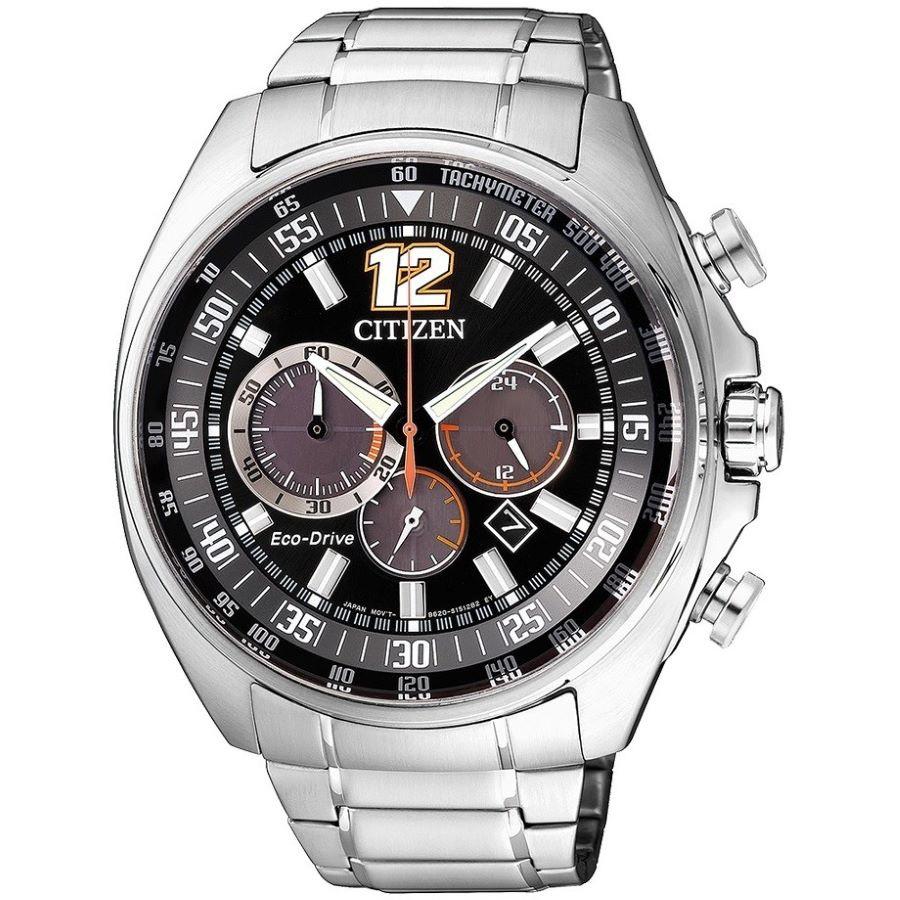 Orologio cronografo uomo citizen chrono racing ca4198 87e 190839
