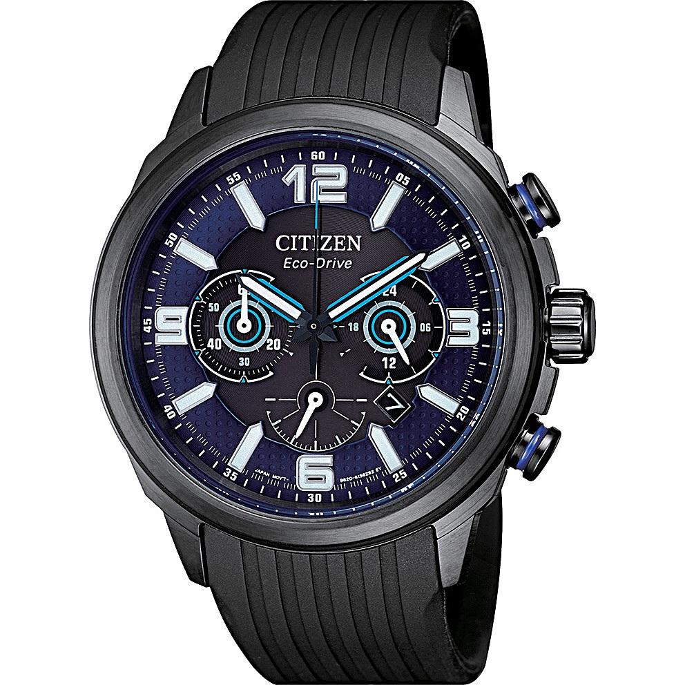 Orologio cronografo uomo citizen chrono racing ca4385 12e