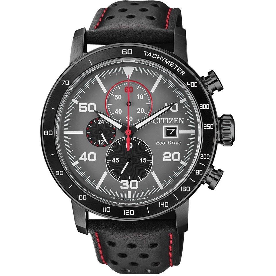 Orologio cronografo uomo citizen chrono sport ca0645 15h