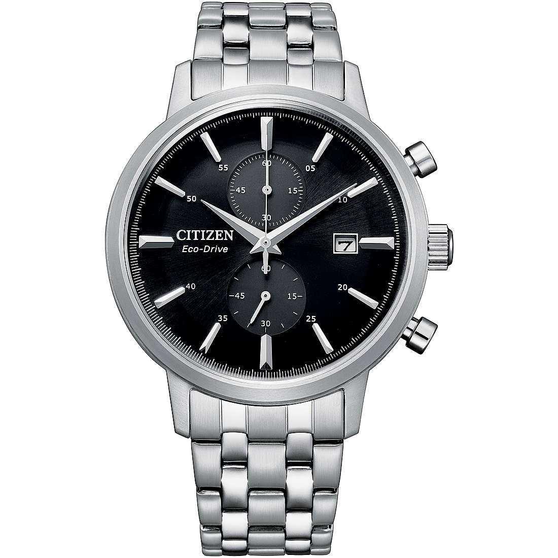 Orologio cronografo uomo citizen classic ca7060 88e