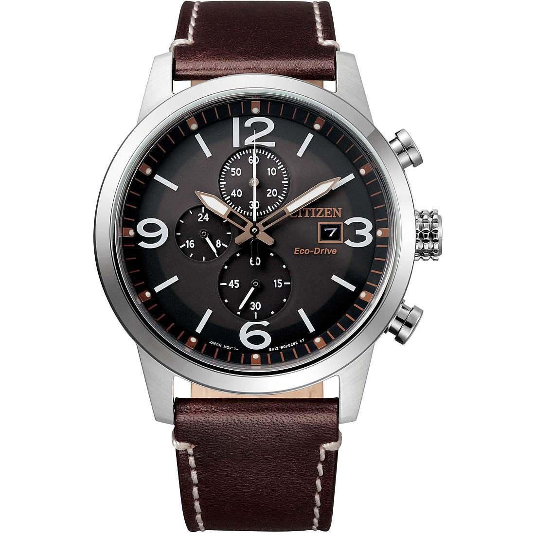 Orologio cronografo uomo citizen of 2020 ca0740 14h