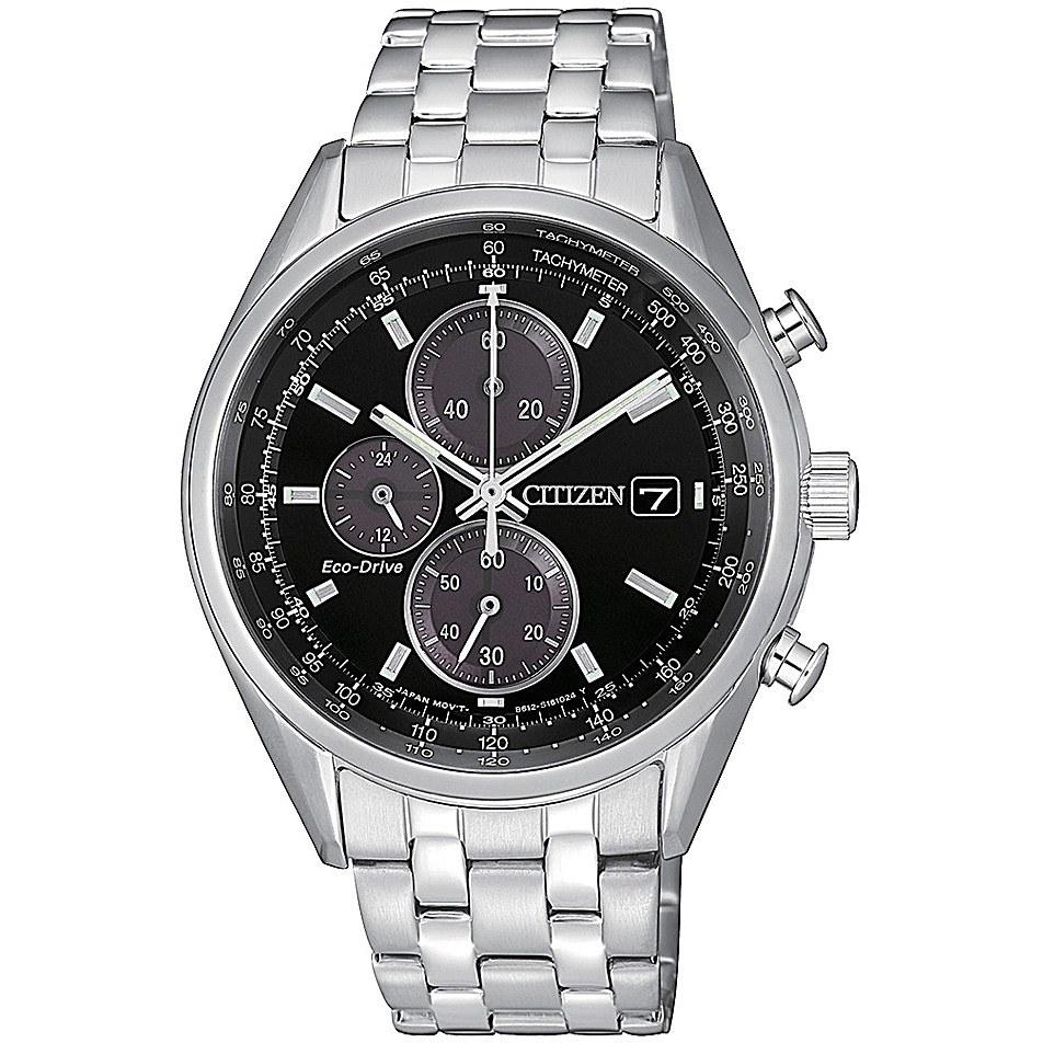 Orologio cronografo uomo citizen of collection ca0451 89e