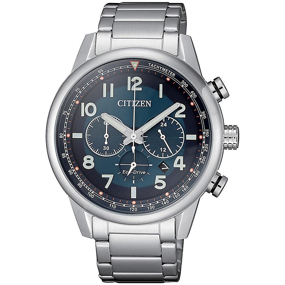 Orologio cronografo uomo citizen of collection ca4420 81l