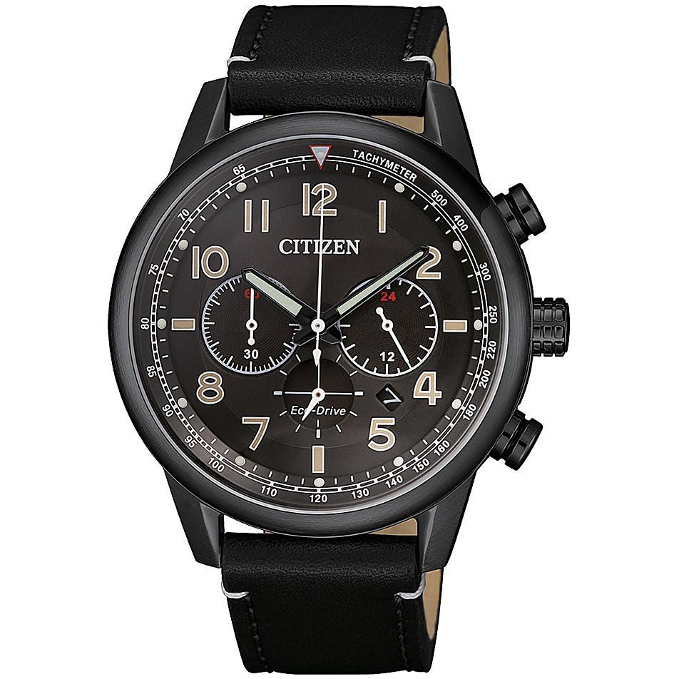 Orologio cronografo uomo citizen of collection ca4425 28e