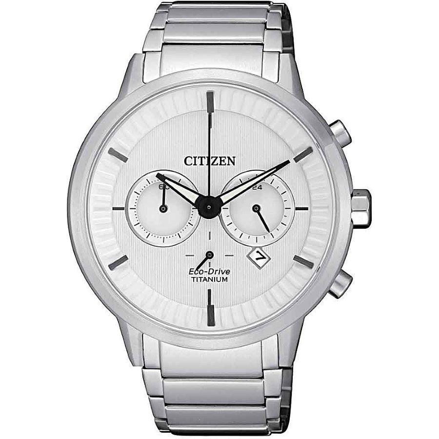 Orologio cronografo uomo citizen supertitanio ca4400 88a 264782