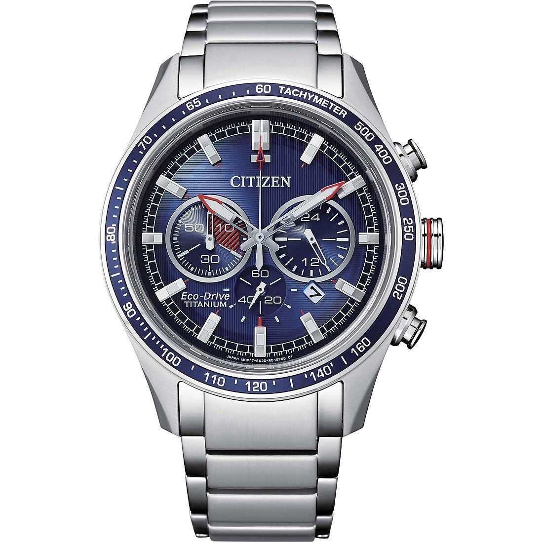 Orologio cronografo uomo citizen supertitanio ca4490 85l