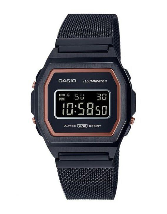Orologio digitale casio vintage collection a1000mb 1bef
