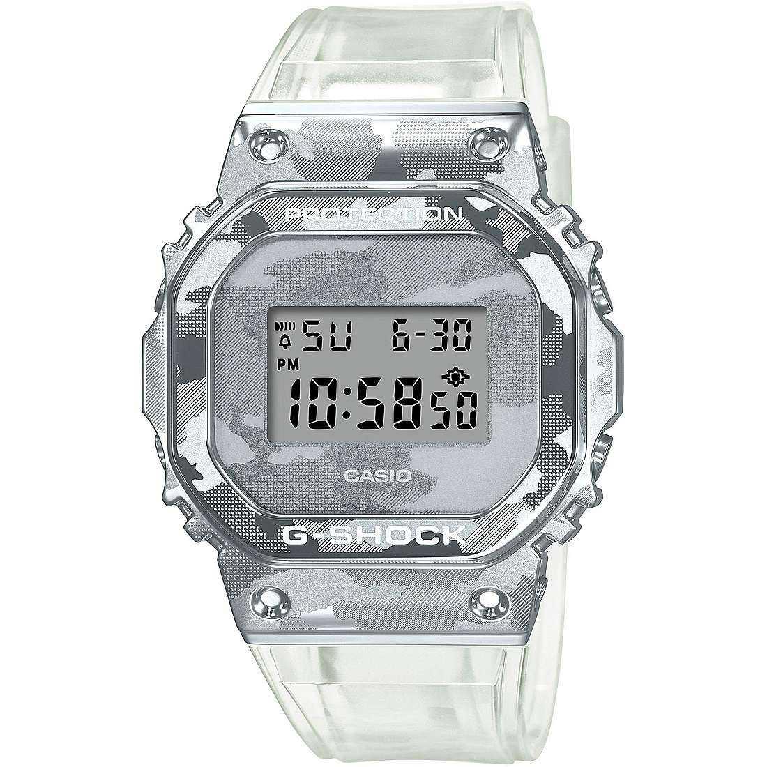 Orologio multifunzione casio g shock gm 5600scm 1er