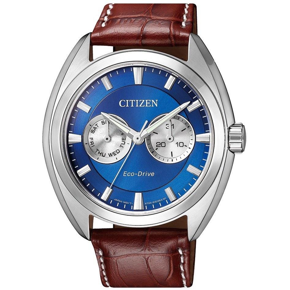Orologio multifunzione uomo citizen style bu4011 11l