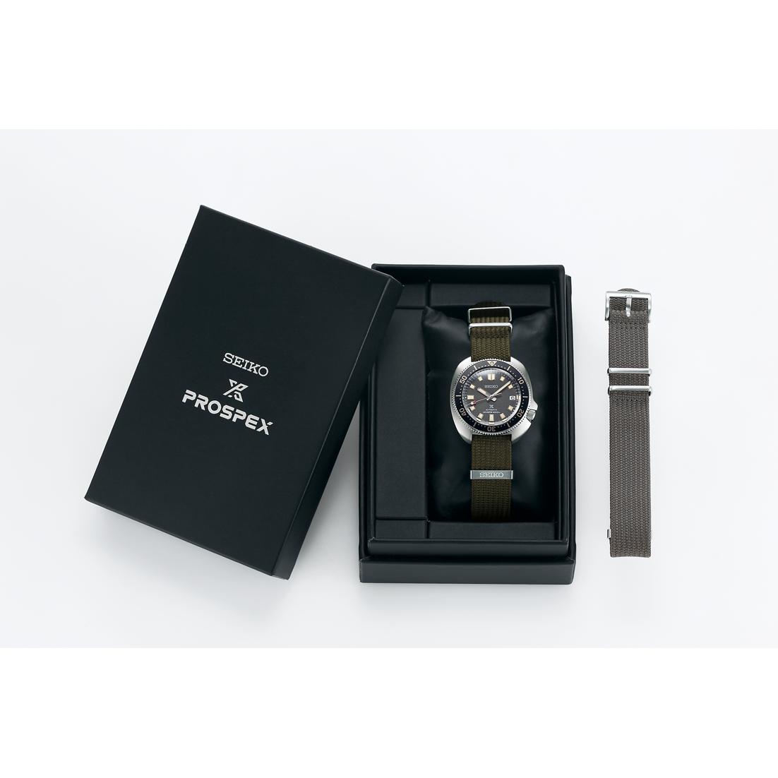 Orologio seiko prospex SPB237 J1 box