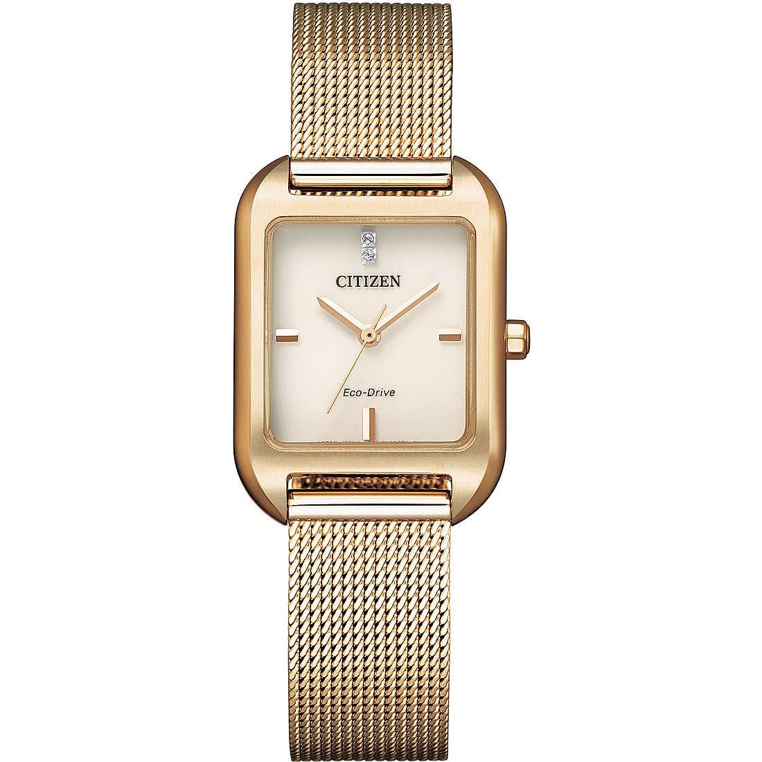 Orologio solo tempo donna citizen classic em0493 85p