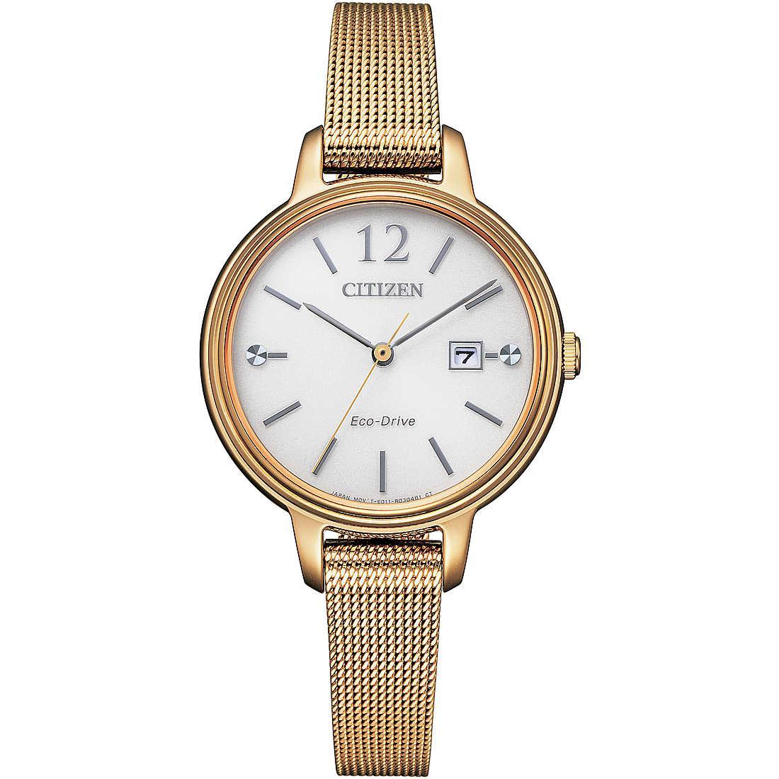 Orologio solo tempo donna citizen classic ew2447 89a