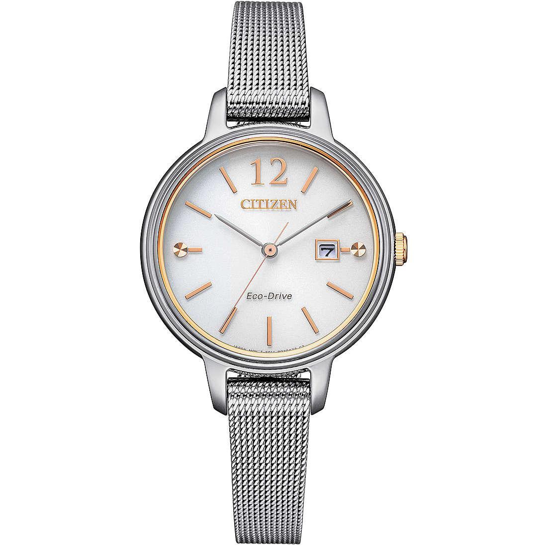 Orologio solo tempo donna citizen classic ew2449 83a