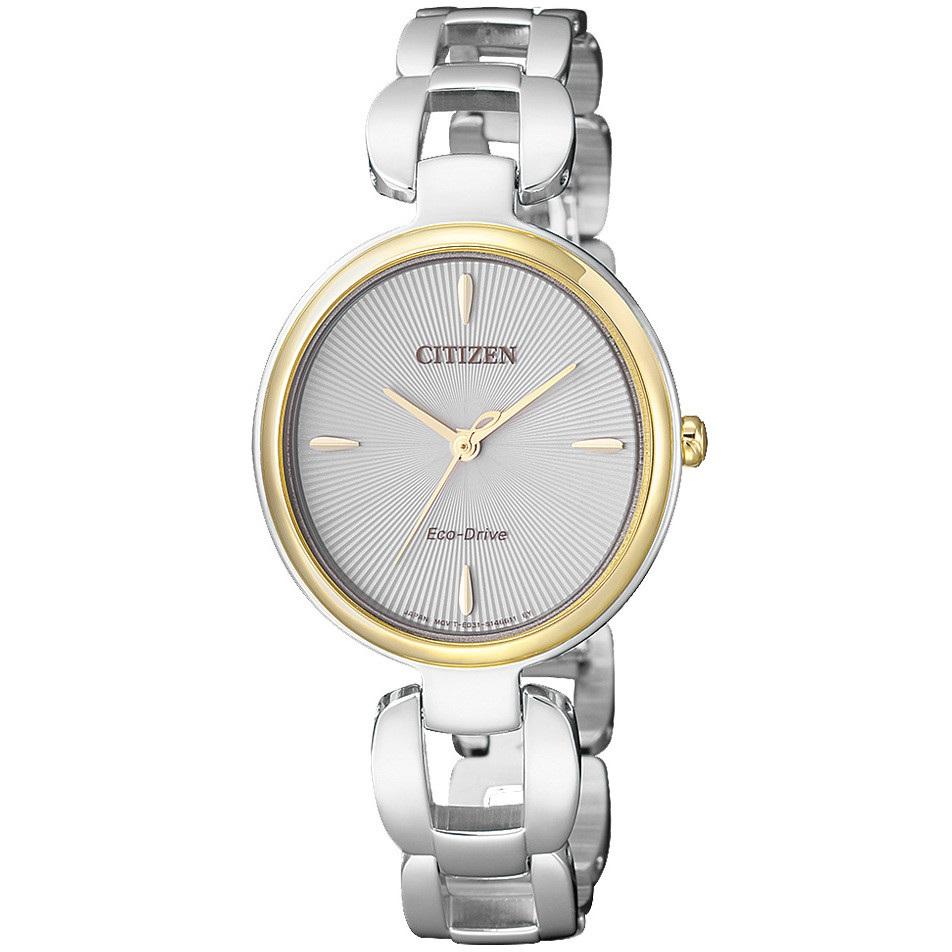 Orologio solo tempo donna citizen l collection em0424 88a
