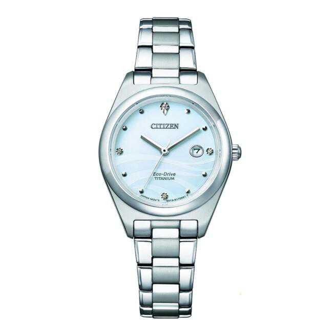 Orologio solo tempo donna citizen lady ew2600 83a