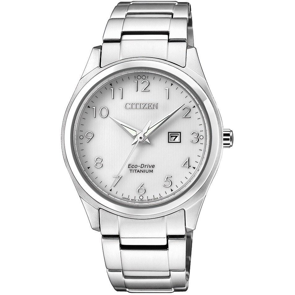 Orologio solo tempo donna citizen super titanio ew2470 87a
