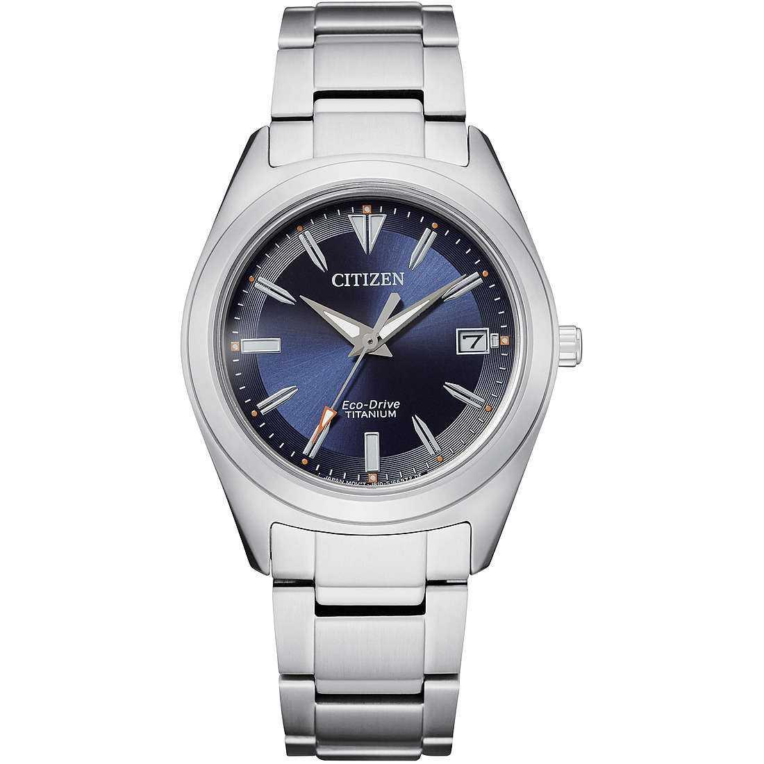 Orologio solo tempo donna citizen supertitanio fe6150 85l