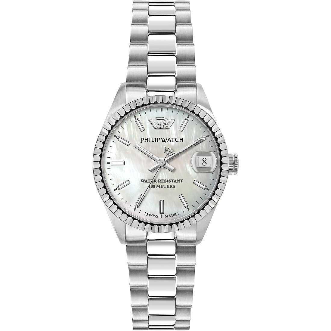 Orologio solo tempo donna philip watch caribe r8253597581