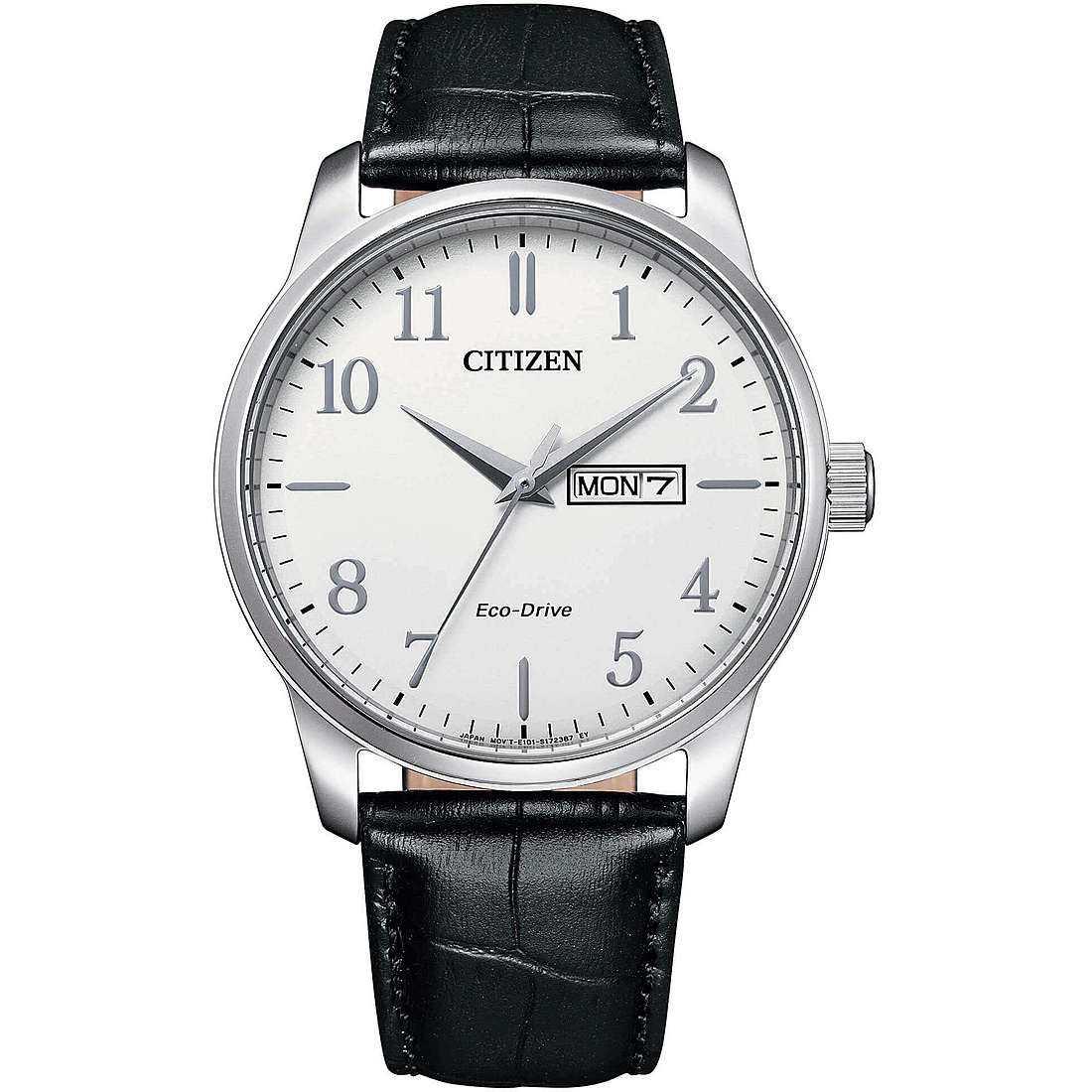 Orologio solo tempo uomo citizen classic bm8550 14a
