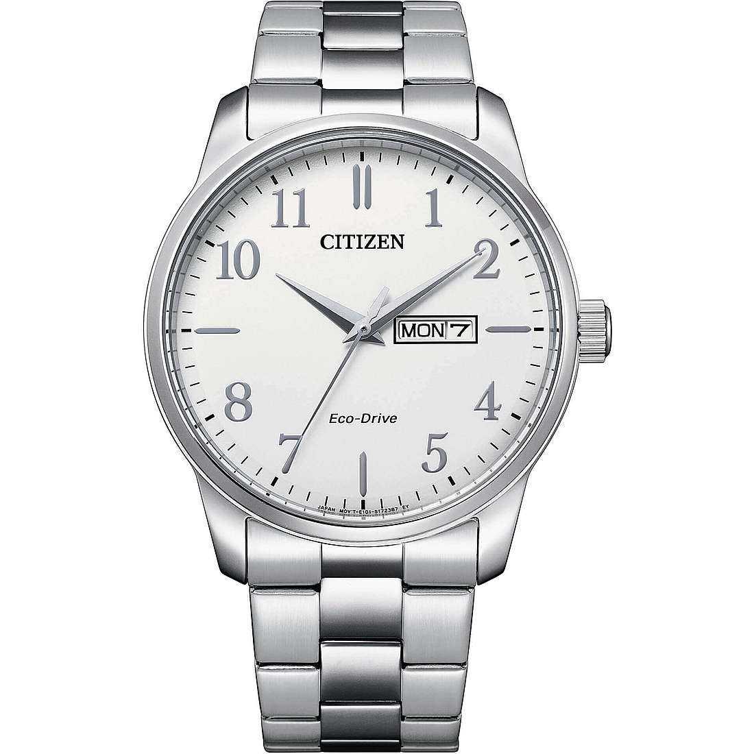 Orologio solo tempo uomo citizen classic bm8550 81a