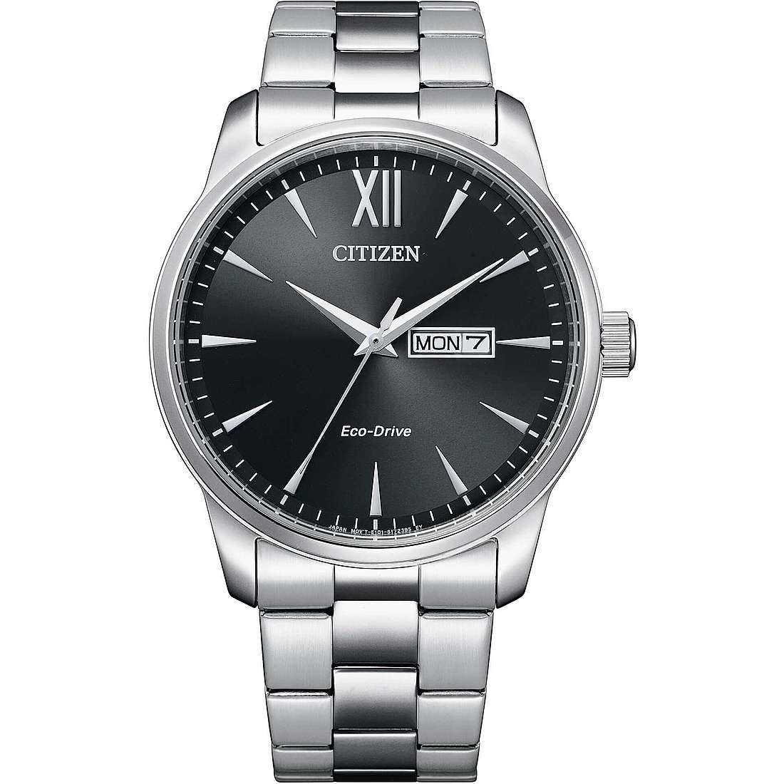 Orologio solo tempo uomo citizen classic bm8550 81e