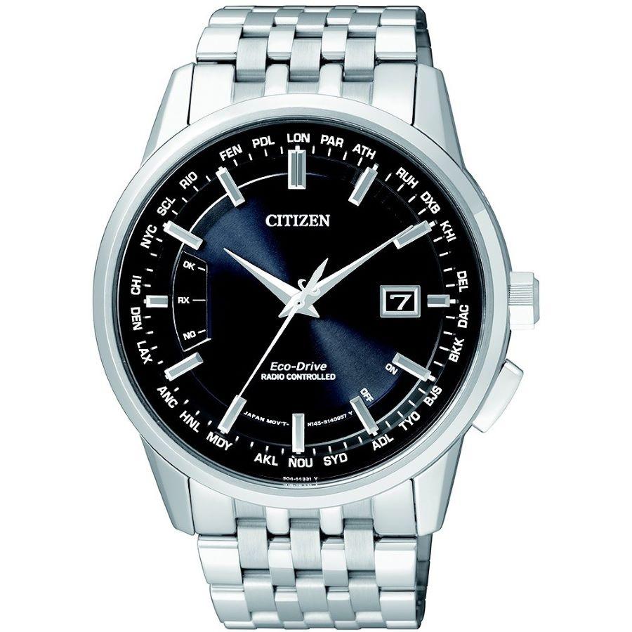 Orologio solo tempo uomo citizen eco drive cb0150 62l 190666