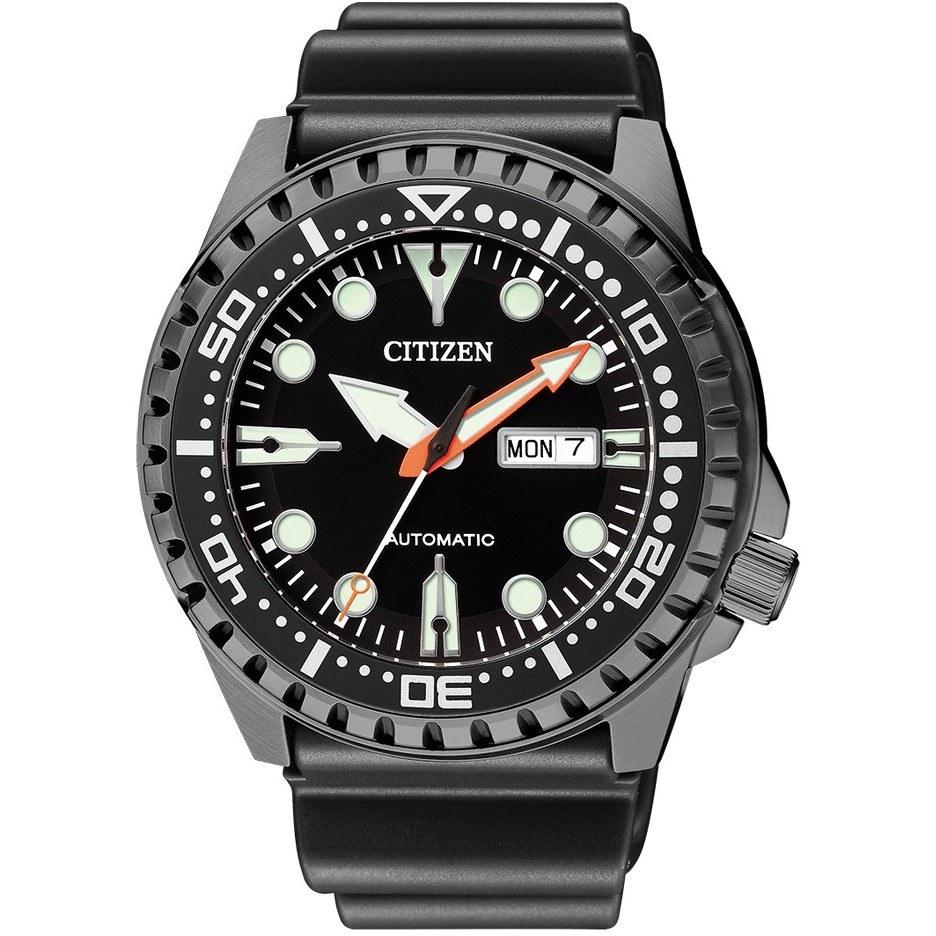 Orologio solo tempo uomo citizen marine sport nh8385 11e