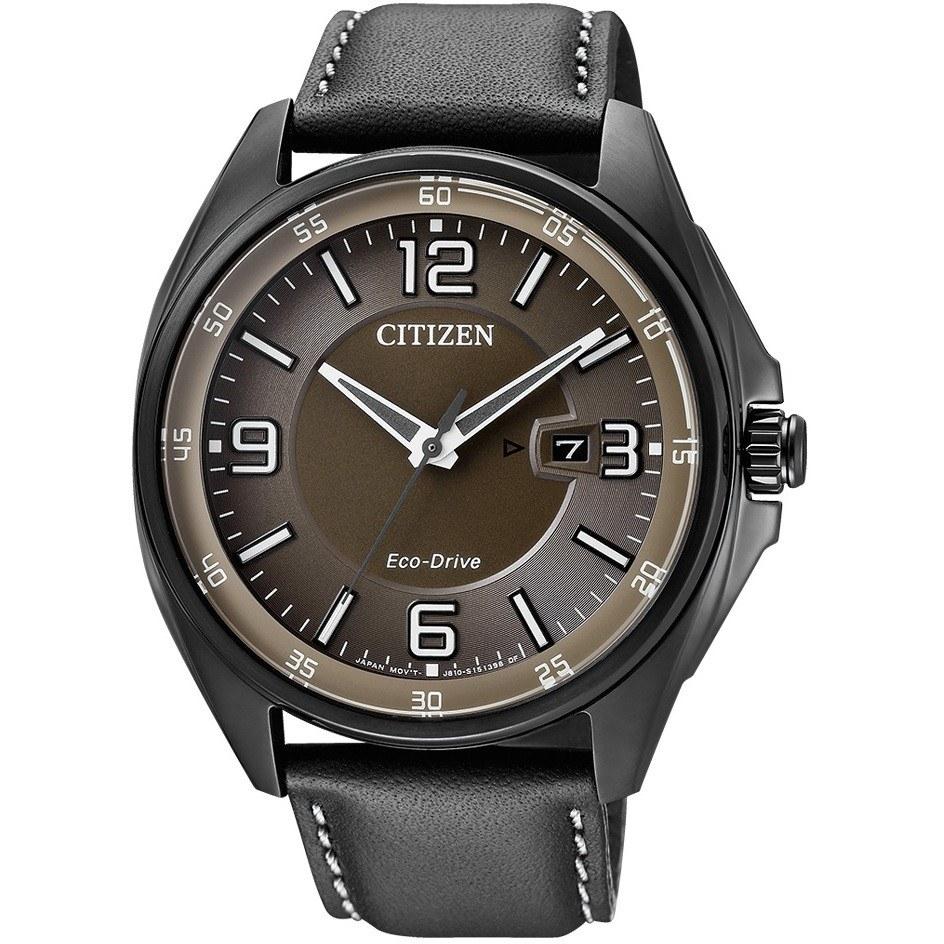 Orologio solo tempo uomo citizen metropolitan aw1515 18h