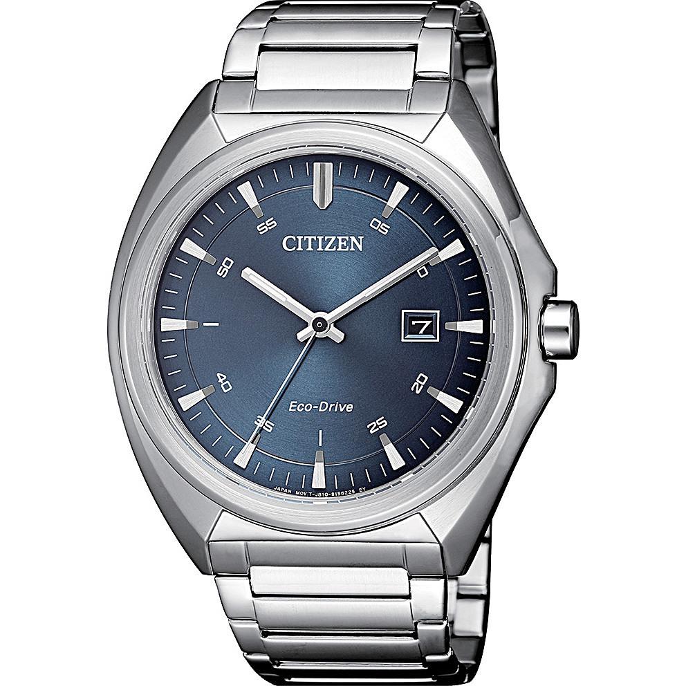 Orologio solo tempo uomo citizen metropolitan aw1570 87l