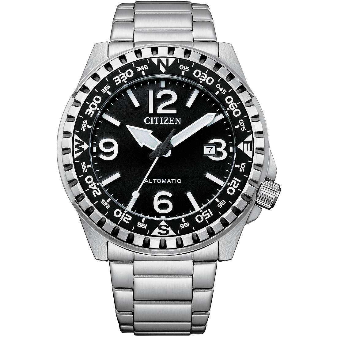 Orologio solo tempo uomo citizen nj2190 85e