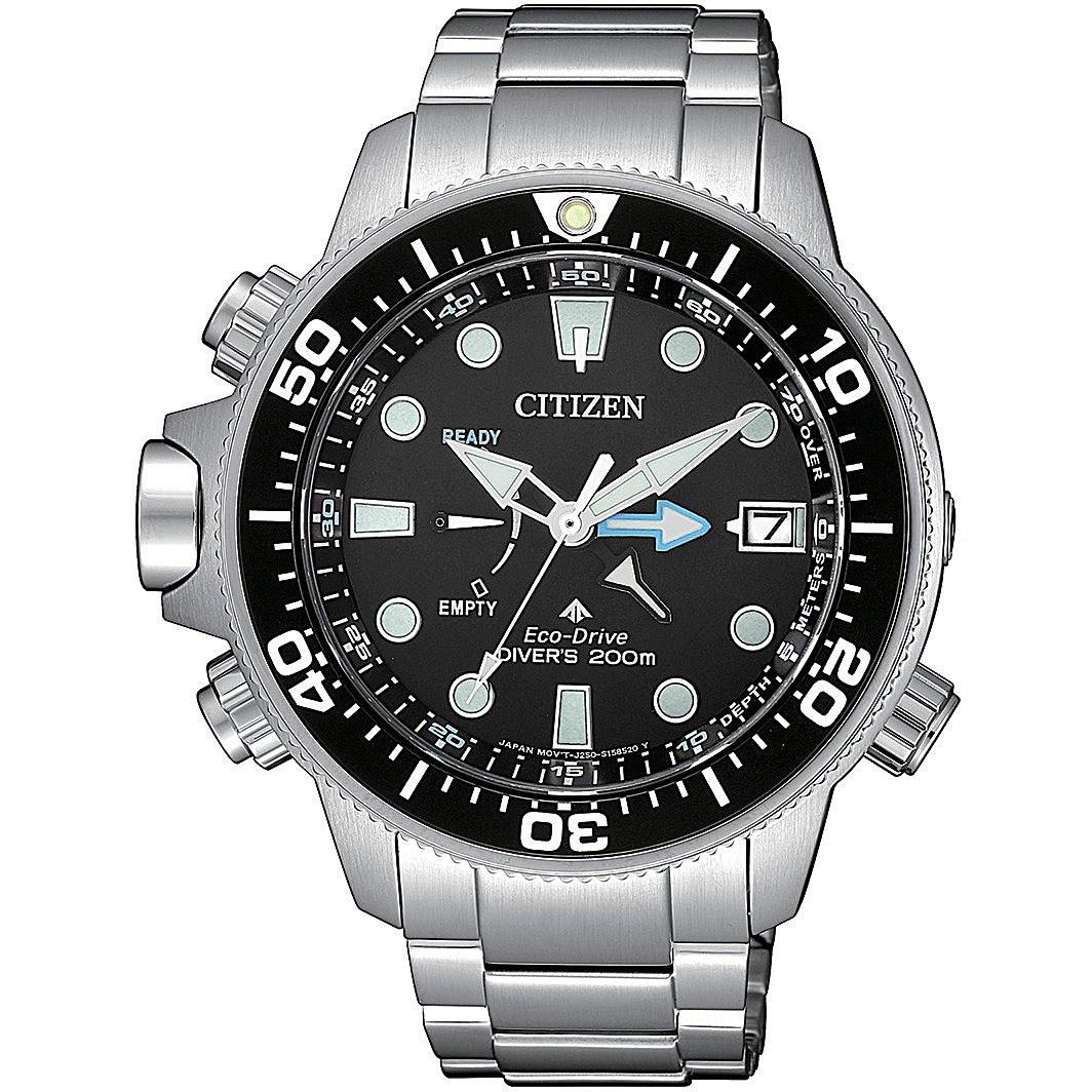 Orologio solo tempo uomo citizen promaster bn2031 85e