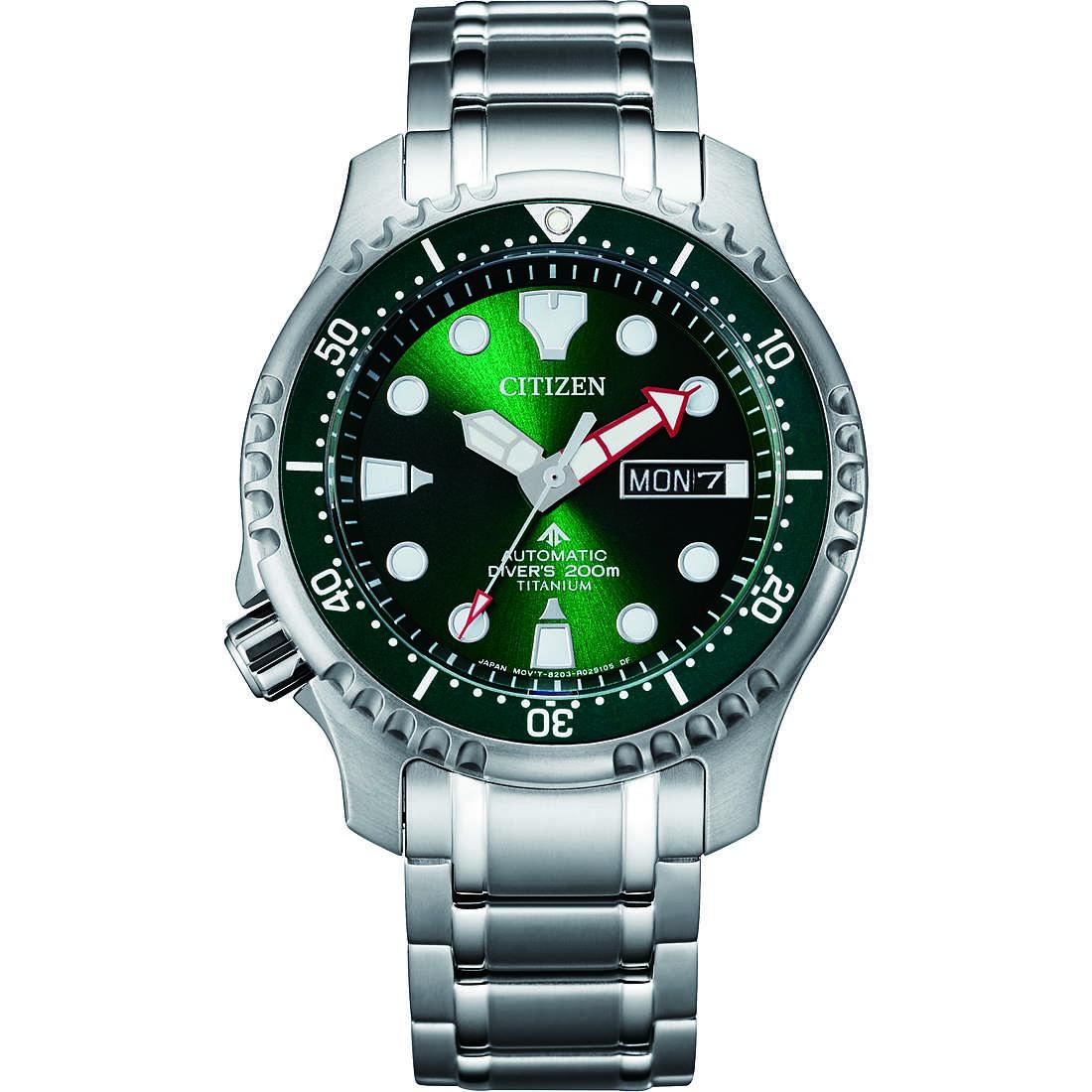 Orologio solo tempo uomo citizen promaster ny0100 50x