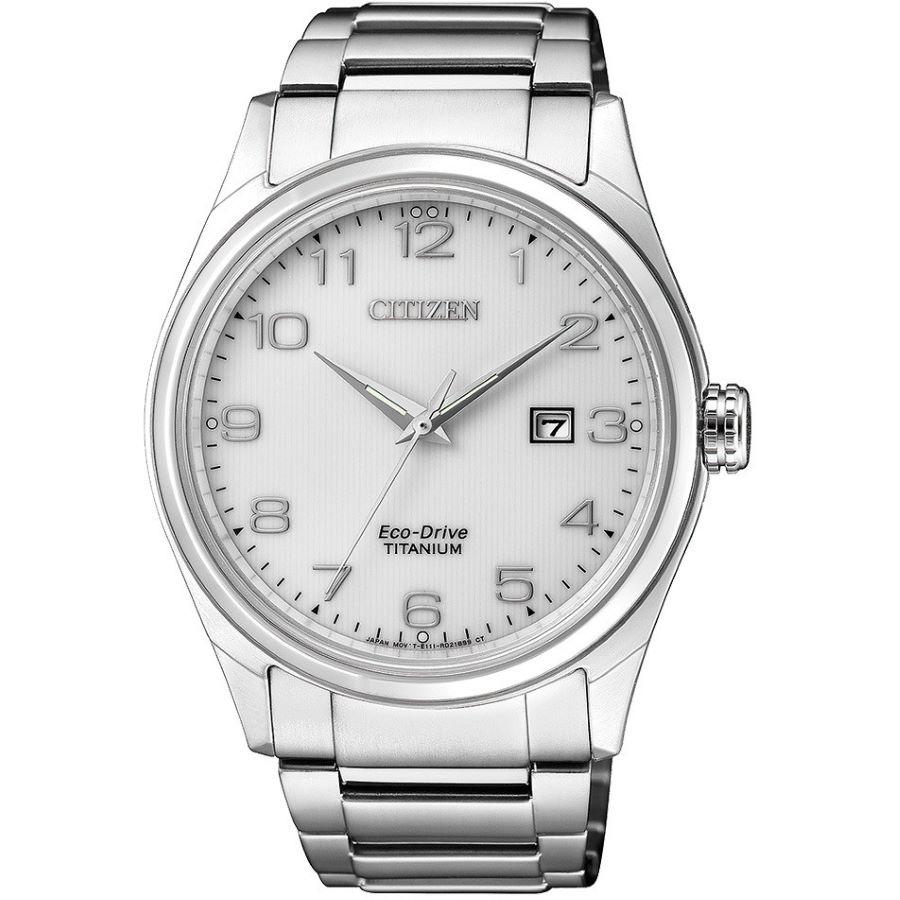 Orologio solo tempo uomo citizen super titanio bm7360 82a 196661