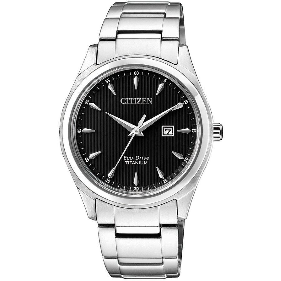 Orologio solo tempo uomo citizen super titanio ew2470 87e 196455