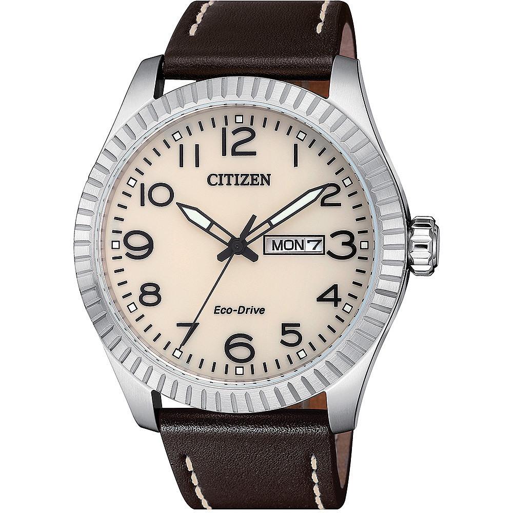 Orologio solo tempo uomo citizen urban bm8530 11x