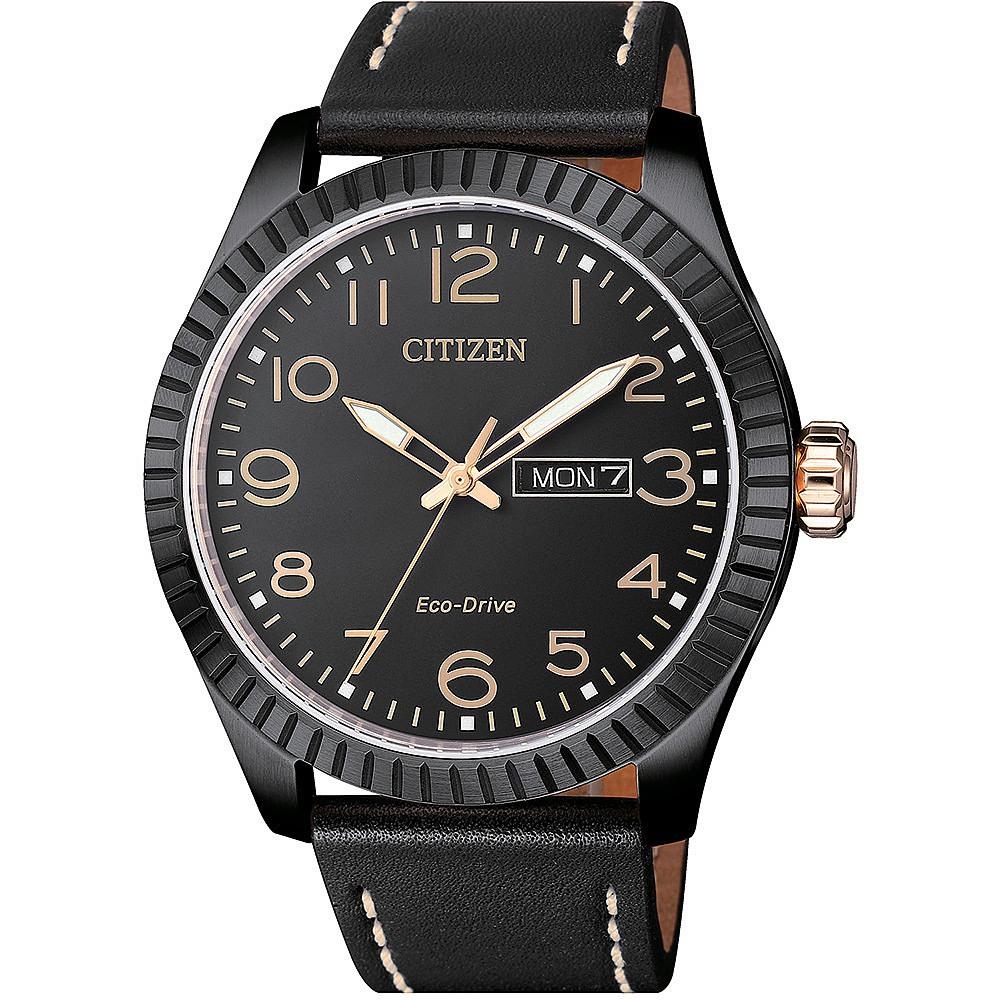 Orologio solo tempo uomo citizen urban bm8538 10e