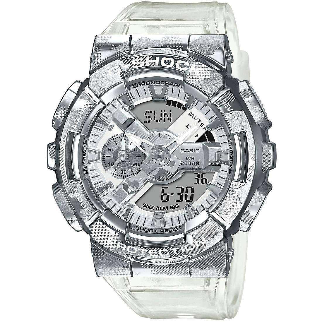 Watch multifunction man casio g shock gm 110scm 1aer 443234